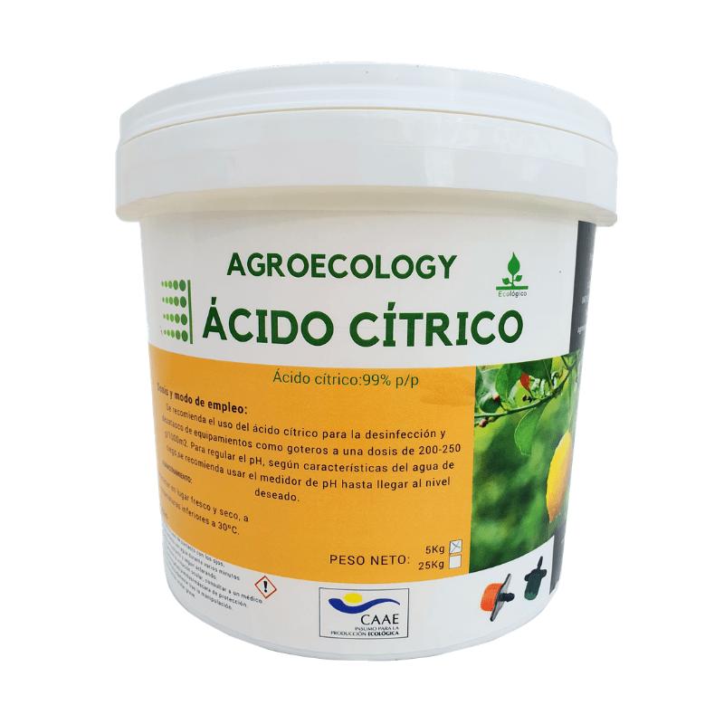 Agroecology Ácido cítrico