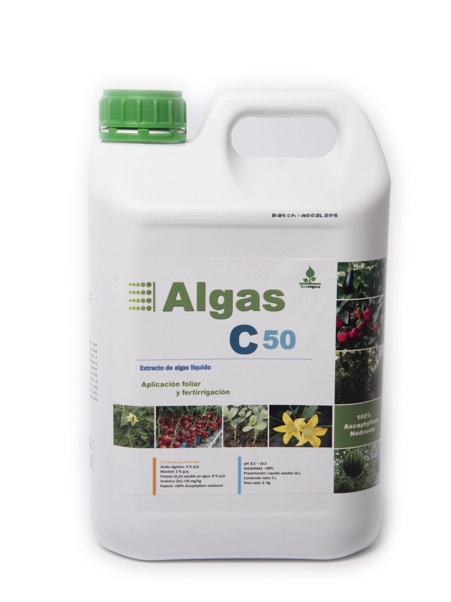 Algas C50
